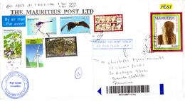 ILE MAURICE (MAURITIUS) Enveloppe En Provenance THE MAURITIUS POST LTD - PHILATELIC BUREAU Du 22.04.2014 - RARE - Mauricio (1968-...)