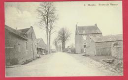 Moxhe - Route De Namur - 192? ( Voir Verso ) - Hannuit