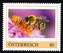 ÖSTERREICH 2015 ** Biene, Honigbiene, Honeybee - PM Personalized Stamp MNH - Api