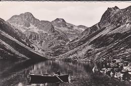 65----CAUTERETS--le Lac D'essom--vallée De Latour---voir 2 Scans - Cauterets