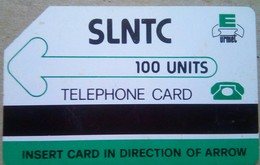 Sierra Leone 100 Units First Issue - Sierra Leone