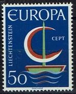 Liechtenstein 1966 - MiNr 469 - EUROPA - 1966