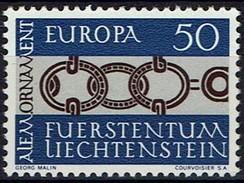 Liechtenstein 1965 - MiNr 454 - EUROPA - Europa-CEPT