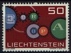 Liechtenstein 1961 - MiNr 414 - EUROPA - Europa-CEPT