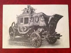 Versailles Voiture De Gala Verso Publicité Tapioca - Cartes Postales