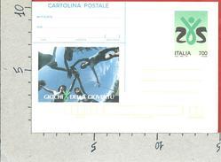 ITALIA REPUBBLICA CARTOLINA POSTALE MNH - 1993 - Giochi Della Gioventù - £ 700 - C227 - 6. 1946-.. Repubblica
