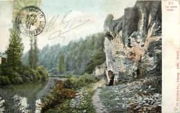 Ferrières - Sy - La Roche Noire - Edit D.T.C.  1904 - N° 20 012 - Ferrieres