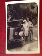 Automobile Marque RENAULT Carte Photo - Cartes Postales
