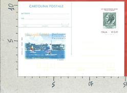ITALIA REPUBBLICA CARTOLINA POSTALE MNH - 2003 - Vastophil 2003 - € 0,41 - C--- - 6. 1946-.. Repubblica