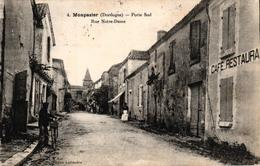 MONPAZIER -24- PORTE SUD RUE NOTRE DAME - France