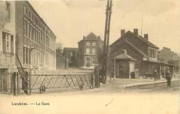 Montigny-le-Tilleul - Landelies - La Gare - Montigny-le-Tilleul