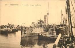 Liban - Beyrouth - Le Port - Canonnière Turque Renflouée - Liban