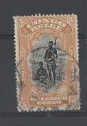 Nr 62 Gestempeld - Congo Belge