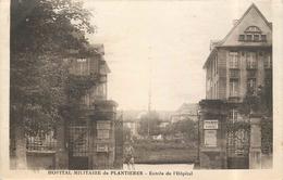 METZ - Hôpital Militaire De Plantières,lot De 12 Cartes. - Metz
