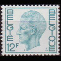 BELGIUM 1972 - Scott# 766 King Baudouin 12f MNH - Belgium