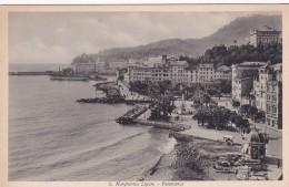 S. Margherita Ligure - Panorama * 1933 - Altre Città