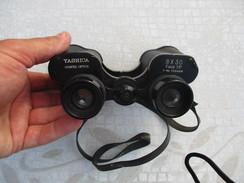 Jumelle Japonaise YASHICA Coated Optics 8X30 Fiel 75° Y-n°703486 Type Militaire - Optics