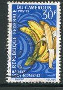 CAMEROUN- Y&T N°449- Oblitéré (banane) - Obst & Früchte