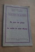 Saint-Nicolas,Sint-Niklaas,la Veillée Et Au Pays Des Gitans,A.Ebette - S.Adegonde 1961 (22 Cm./14 Cm.) - Vieux Papiers