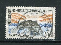 CAMEROUN- Y&T N°352- Oblitéré (lamantins) - Sonstige