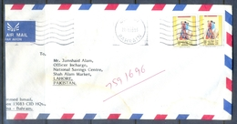 C283- Post From Bahrain To Pakistan. - Bahrain (1965-...)