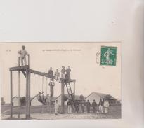 (R5)CHER ,  Camp D'AVORD ,  Le Gymnase - Avord