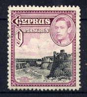 CHYPRE - 142° - TOUR D'OTHELLO - Cyprus (...-1960)