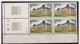Francia/France: Angolo Datato, Coins Datés, Corners Dated, Castello, Castle, Château - Coins Datés