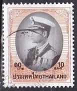 Tailandia, 1997 - 10b King Bhumibol Adulyadej - Nr.1728 Usato° - Thailand