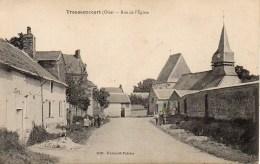 60 TROUSSENCOURT  Rue De L'Eglise - Otros Municipios