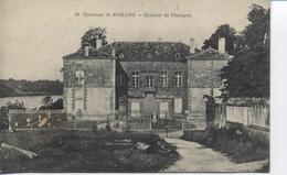 Cpa  73 PIZANCON Chatuzange Goubet Près ROMANS Chateau - Romans Sur Isere
