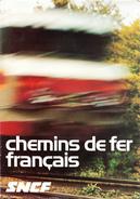 Chemin De Fer Français-plaquette De 16 Pages Abondamment Illustrées -1975- - Andere