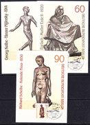 Berlin 1981 Kunst / Art 3 Maxicards (35909) - [5] Berlijn