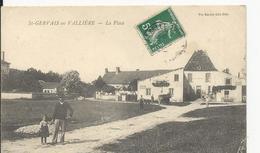 Saint Gervais En Valliére   L A Place - Autres Communes
