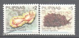 Philippines - Filipinas 2010 Yvert 3451-52, Marine Biodiversity - MNH - Philippinen