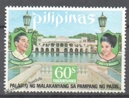 Philippines - Filipinas 1973 Yvert A 81, Malakanyang Palace  - Air Mail - MNH - Philippines