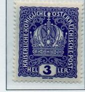 PIA - AUS - 1916-18 : Corona Imperiale  - (Yv 143) - 1850-1918 Impero