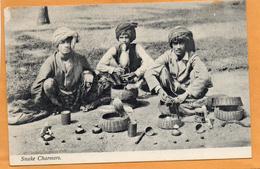 Mumbai Bombay India 1900 Postcard - Inde
