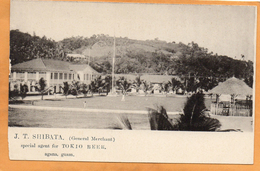 Hagatna Agana Guam 1900 Postcard - Guam