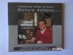 Richard Anthony - J'entends Siffler Le Train - Hit-Compilations