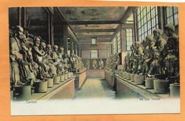 Canton China 1900 Postcard - China