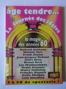 Age Tendre La Tournée Des Idoles - DVD Musicaux