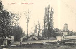 REIMS - Le Château D'eau. - Châteaux D'eau & éoliennes