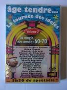 Age Tendre La Tournée Des Idoles Volume 2 - DVD Musicaux
