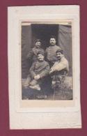 280517 - MILITARIA GUERRE 14 18 - PHOTO An 1914 1915 Dépôt Arnaud Etcheberry - TAMPON TELEGie MILITAIRE 9 Juillet 1915 - Krieg, Militär