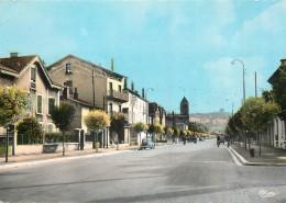 D 01  - AMBERIEU En BUGEY - Avenue De La Gare  - 3523 - Autres Communes