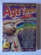 Age Tendre La Tournée Des Idoles Saison 3 - DVD Musicaux