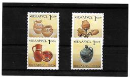 EDY 127 - BIELORUSSIA 1992 , Quattro Valori Nuovi Integri  *** - Bielorussia
