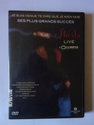 Sheila Live L'Olympia - DVD Musicaux