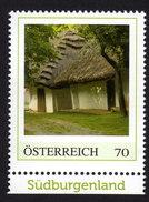 ÖSTERREICH 2012 ** Weinkeller Kellergasse, Südburgenland - PM Personalized Stamp MNH - Wein & Alkohol
